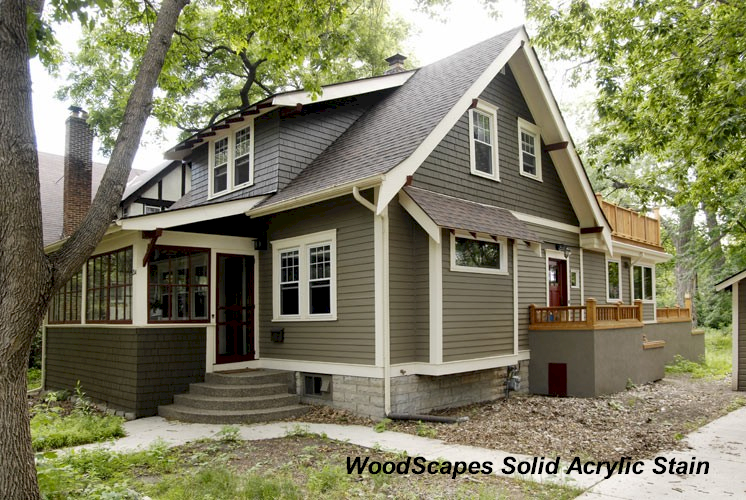 Indiana Exterior House Painting For Cedar And Aluminum