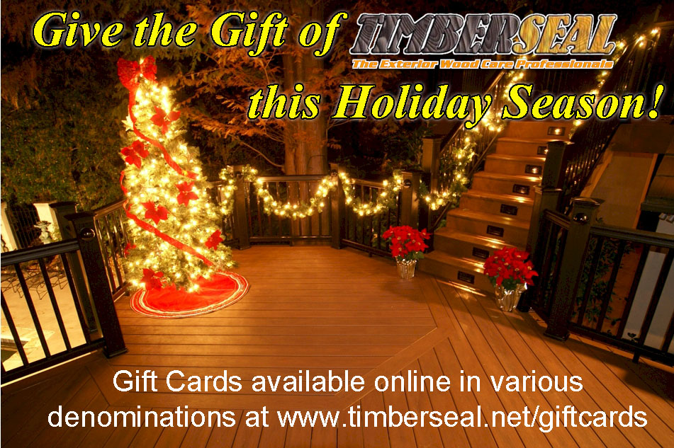timberseal gift cards